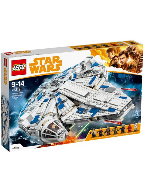 LEGO Star Wars Solo: A Star Wars Story 75212 Kessel Run ...