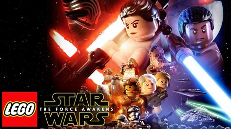 LEGO Star Wars: The Force Awakens   PlayStation DLC, Open ...