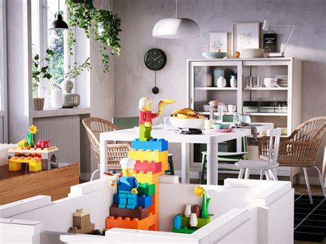 Lego und Ikea   Aufbewahrung und Spielzeug in einem