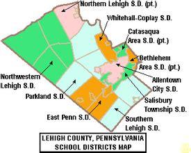 Lehigh County, Pennsylvania