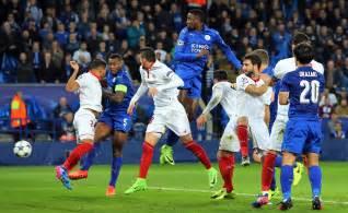 Leicester   Sevilla en directo   Libertad Digital