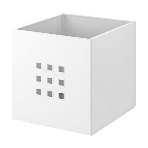 LEKMAN Box, white, 13x14 ½x13    IKEA