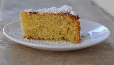 Lemon Juice Cake with Thermomix