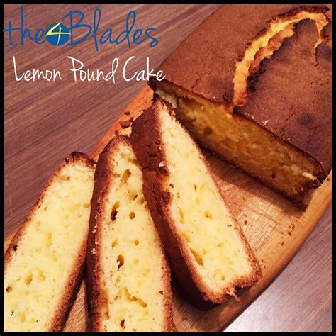 Lemon Pound Cake Thermomix | Recipe | Lemon pound cake ...