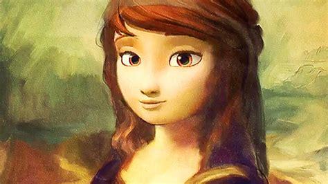 LEO DA VINCI Misión Mona Lisa CASTELLANO Tráiler ...