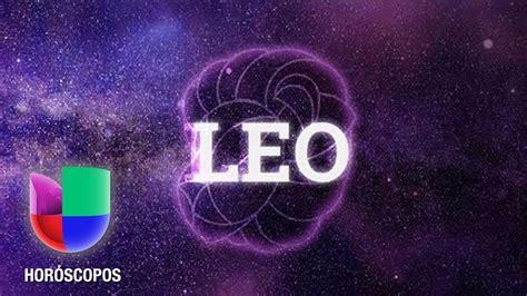 Leo en el mes de Escorpión | Univision Horóscopos   YouTube
