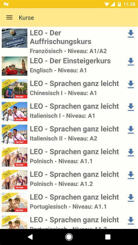 LEO Wörterbuch – Android Apps auf Google Play