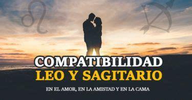 Leo y Sagitario: Compatibilidad en el amor, en la amistad ...