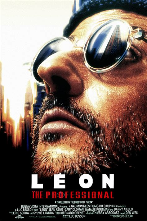 LÉON – DER PROFI  Kinofassung  | Jean Reno | Natalie ...