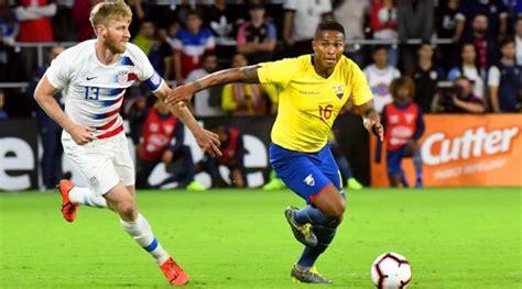 Leonardo Campana será titular en la Selección de Ecuador ...