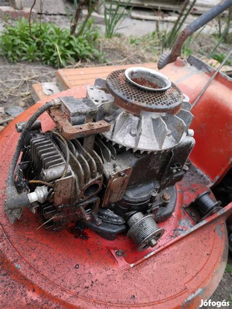 Leonardo Da vinci 50 Automatic fűnyíró motor hibásan eladó ...