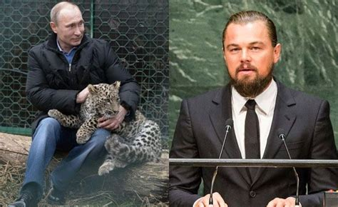 Leonardo DiCaprio Wants To Play Vladimir Putin For His ...