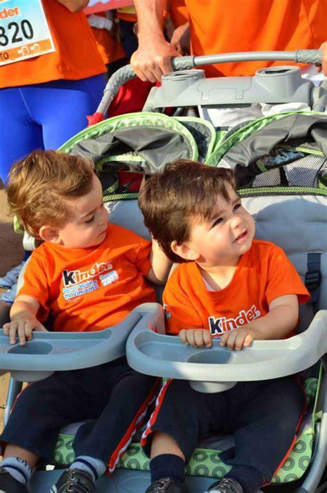 Leonardo y Paulo, los gemelos de Luis Roberto Alves y ...