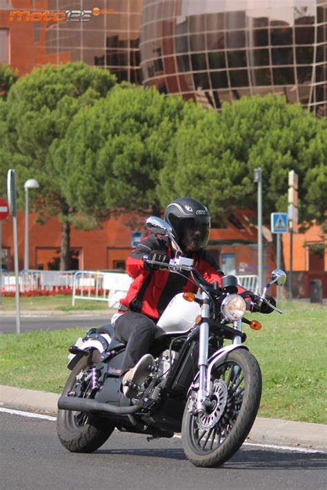 Leonart Daytona 125   Rebelde   Moto125