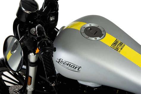 leonart daytona 125 X  grise   Sud Trike