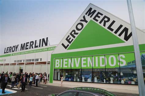 Leroy Merlin abre con 130 trabajadores y con idea de ...