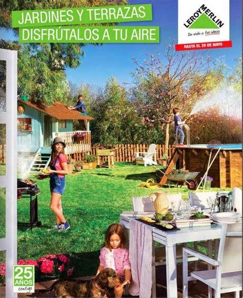 Leroy Merlin Catalogo Terraza y Jardin Primavera 2014