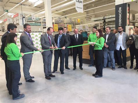 Leroy Merlin opens new Building Supplies store on Orihuela ...