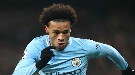 Leroy Sane Manchester City   Goal.com