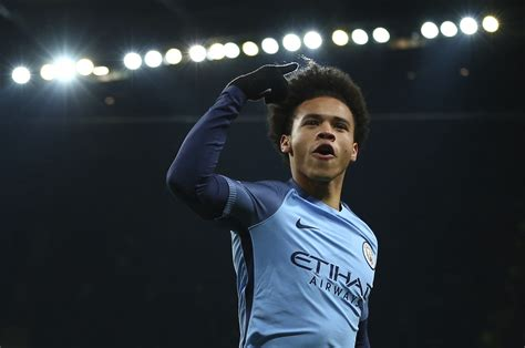 Leroy Sane: Manchester City's Dynamic And Exciting Young ...