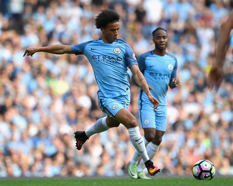 Leroy Sane Photos Photos   Manchester City v AFC ...