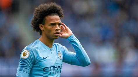 Leroy Sane remains in Pep Guardiola s plans at Manchester ...