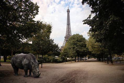 Les animaux envahissent Paris dans les manipulations de ...