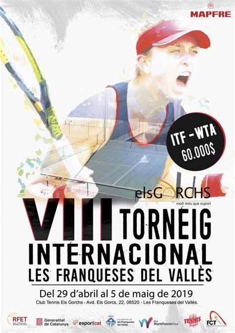 Les Franqueses acull el torneig de tennis femení en pista ...