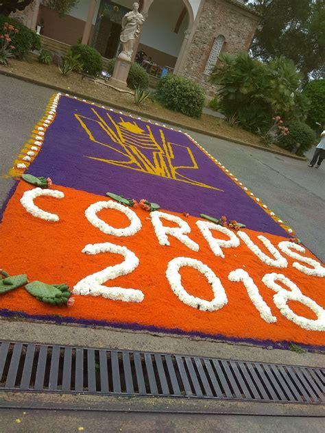 Les Franqueses celebra el Corpus malgrat les previsions de ...