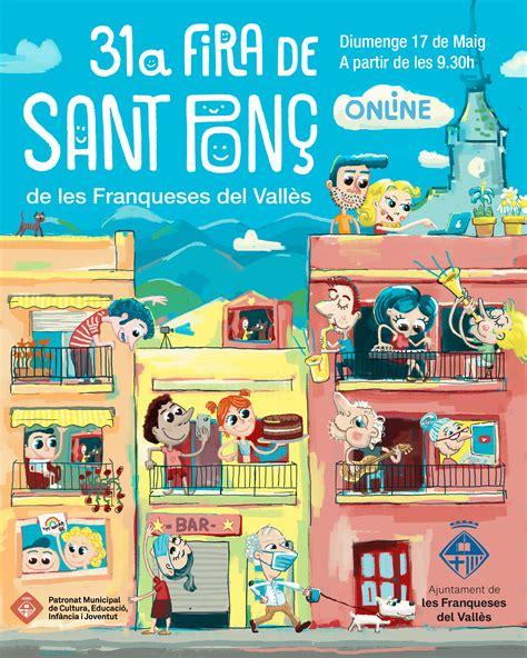 » Les Franqueses farà la fira de Sant Ponç virtual ...