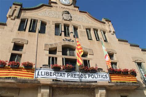 """» Les Franqueses reclama """"llibertat presos polítics"""" al ..."""