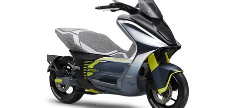 Les futurs scooters et motos électriques de Yamaha seront ...