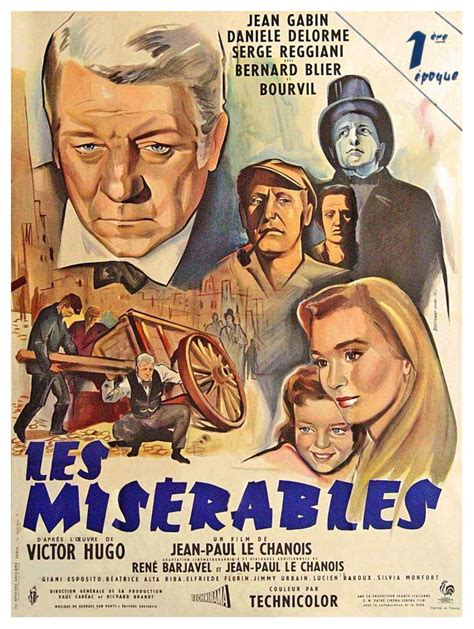 Les Miserables  1958    uniFrance Films