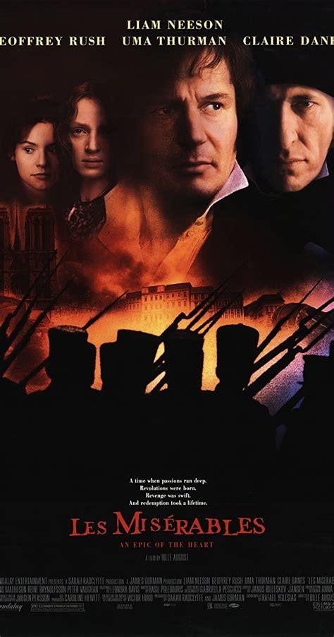 Les Misérables  1998    IMDb