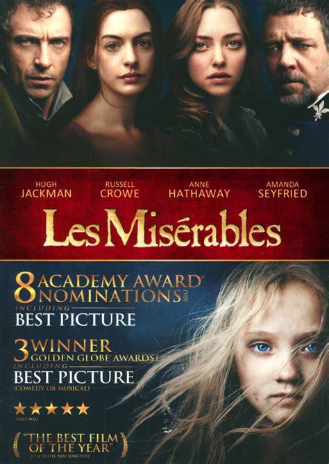 Les Miserables [DVD] [2012]   Best Buy