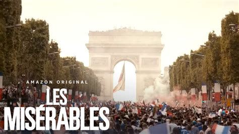 LES MISÉRABLES   Official Trailer | Amazon Studios   YouTube