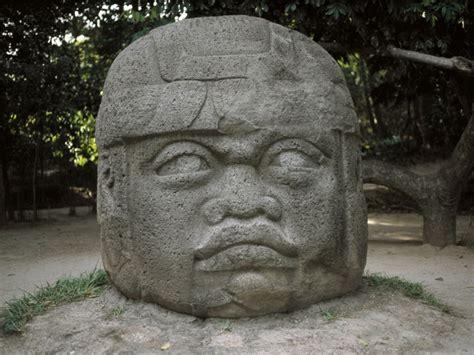Les Olmèques, une civilisation de colosses   Sciences et ...