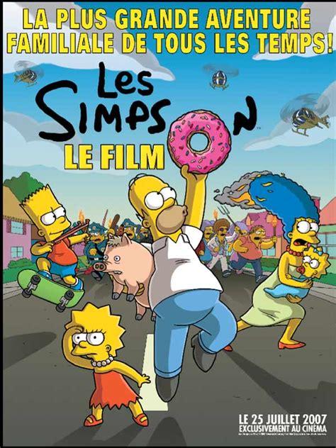 Les Simpson   le film   film 2007   AlloCiné