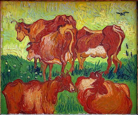 Les Vaches  Van Gogh  — Wikipédia