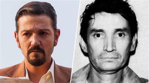 Les vrais visages des personnages de Narcos : Mexico ...