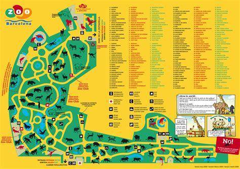 Les Zoos dans le Monde   Parc Zoològic de Barcelona