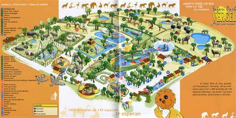 Les Zoos dans le Monde   Safari Park Vergel