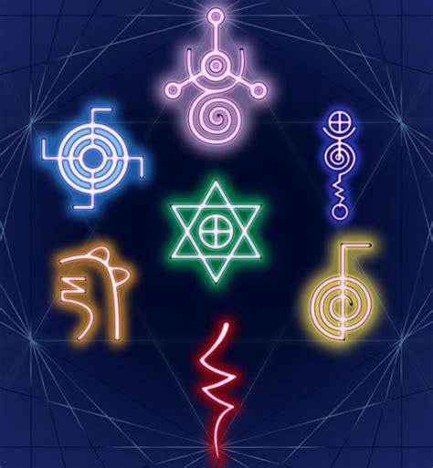 Lesson Nine ~ Reiki Symbols | Reiki | Reiki symbols, Reiki ...