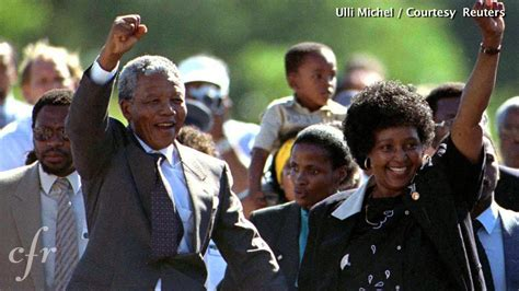Lessons Learned: Nelson Mandela s Release from Prison ...