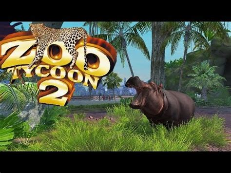 Let s Build The Zoo Episode 1! | Zoo Tycoon 2   YouTube