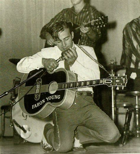 Let´s Keep the 50´s Spirit Alive!: Faron Young