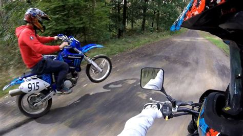 Let s ride!/Yamaha WR 450F/Suzuki DR 125/Yamaha DT 125 ...