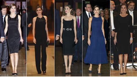 Letizia en los Princesa de Asturias: sus  looks  para el ...