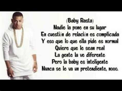 Letra simple   Ozuna ft cosculluela, Ñego flow,baby Rasta ...