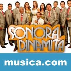 Letras de La Sonora Dinamita | Musica.com
